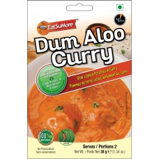 Dum Aloo Curry