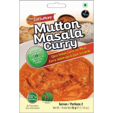 Mutton Masala Curry