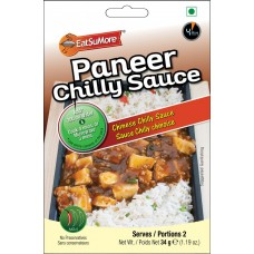Paneer Chilly Sauce