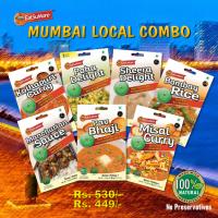 Mumbai Local Combo